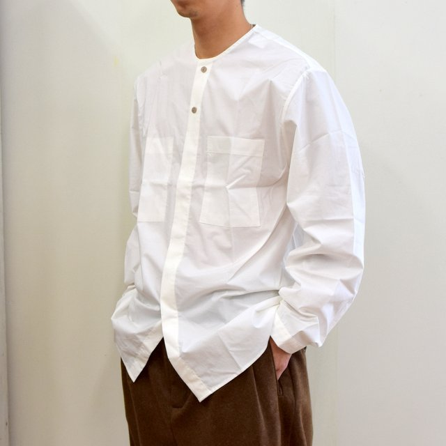 toogood(トゥーグッド)/ THE BLACKSMITH SHIRT -CHALK- #6205200(2)