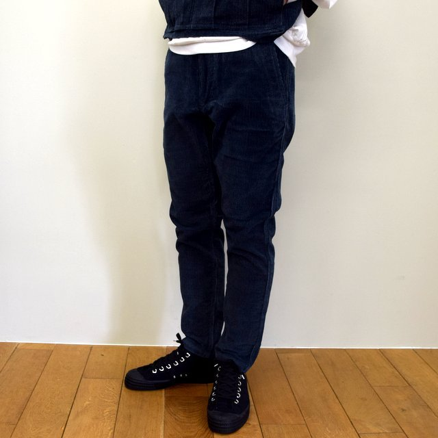 BROWN by 2-tacs (ブラウンバイツータックス)/ TAPERED -CUT INDIGO- #B24-P001(2)