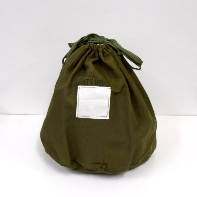 Dead Stock(デッドストック)/ US ARMY  BAG PATIENTS EFFECTS  -OLIVE- #MILITARY-PERSO(2)