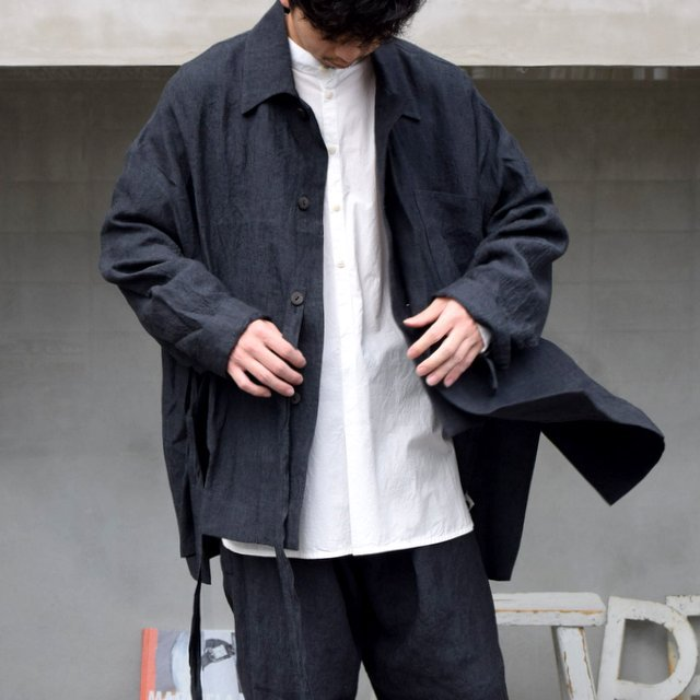 toogood(トゥーグッド)/ GLASSBLOWER JACKET -CHARCOAL-(2)