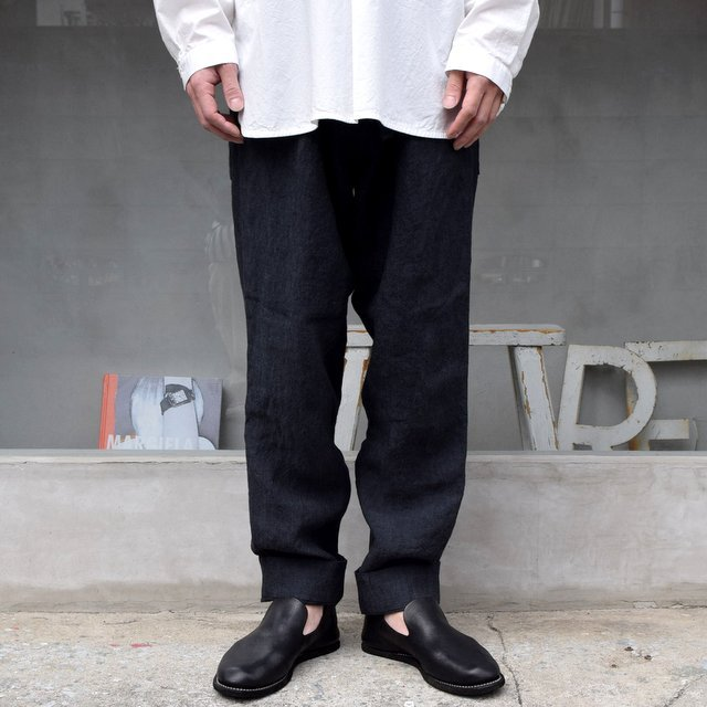 toogood(トゥーグッド) / THE STONEMASON TROUSER -CHARCOAL-(2)