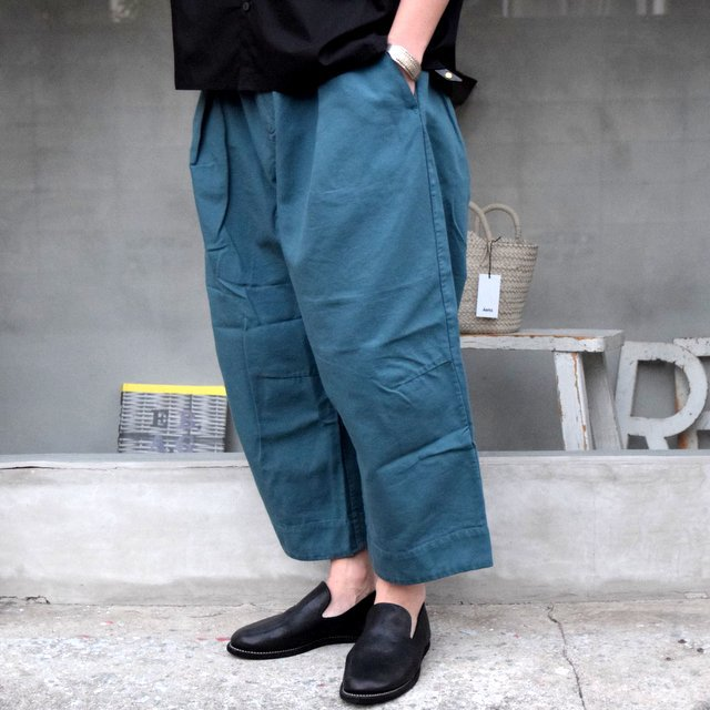 toogood(トゥーグッド) / THE TINKER TROUSER CANVAS -FOG- (2)