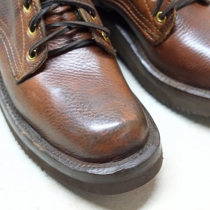 GRIZZLY BOOTS(グリズリー ブーツ) BLACK BEAR -HORWEEN BROWN-(3)