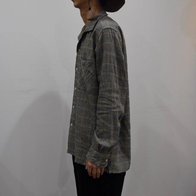 【30% OFF】 MOJITO(モヒート)/ ABSHINTH SHIRT Bar.2.0 -HOUNDS TOOTH (59)- #2094-1101(3)