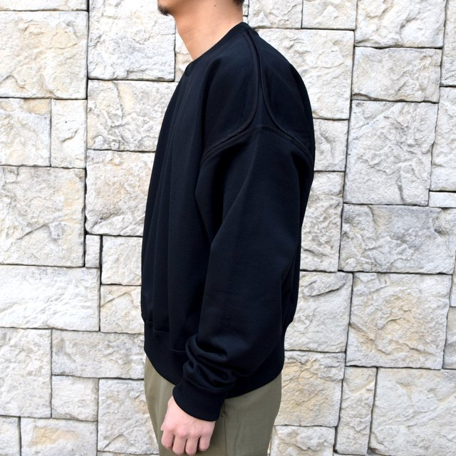 【2020 SS】YOKE(ヨーク)/OVERSIZED PIPING SWEAT -3色展開- #YK20SS0107CS(3)