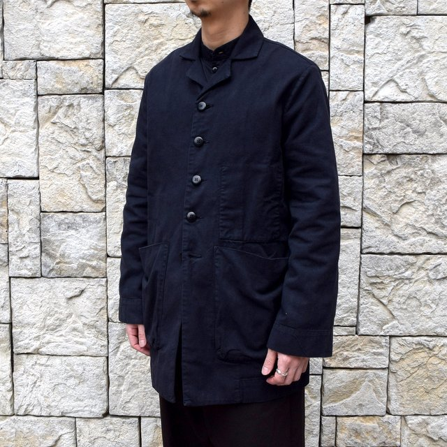 【2020 SS】 toogood(トゥーグッド)/ THE PHOTOGRAPHER JACKET CANVAS -FLINT-(3)