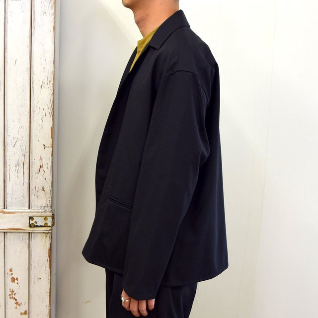 YOKE(ヨーク)/ JACKET CARDIGAN -BLACK- #YK20AW0137J(3)