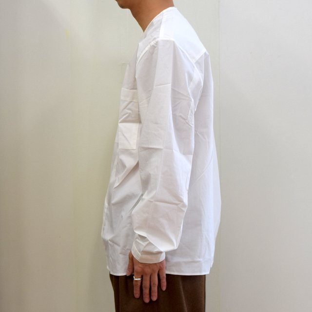 toogood(トゥーグッド)/ THE BLACKSMITH SHIRT -CHALK- #6205200(3)