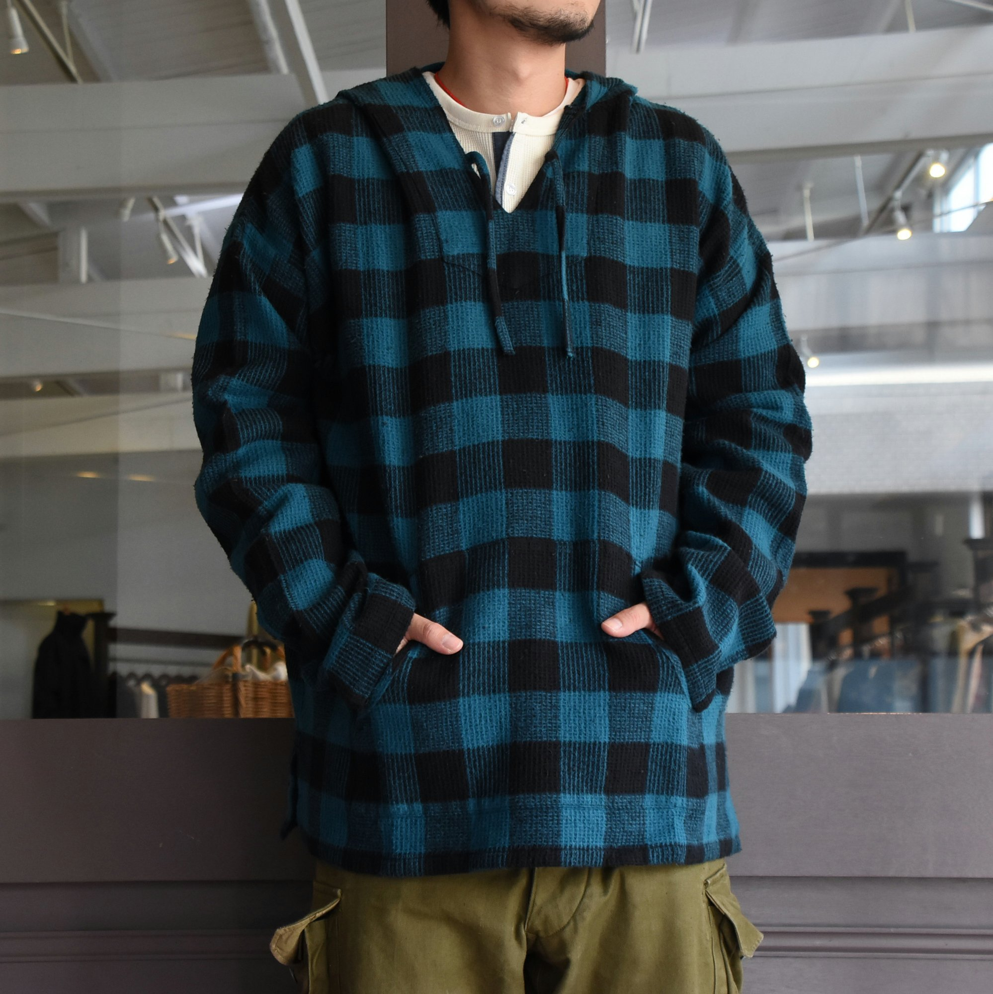 South2 West8(サウスツーウエストエイト) Mexican Parka-Buffaro Plaid- #HM871(3)