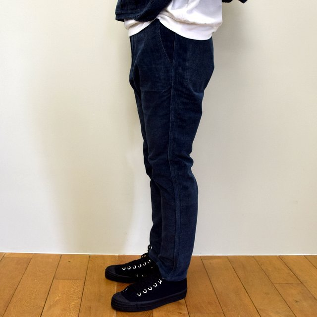 BROWN by 2-tacs (ブラウンバイツータックス)/ TAPERED -CUT INDIGO- #B24-P001(3)