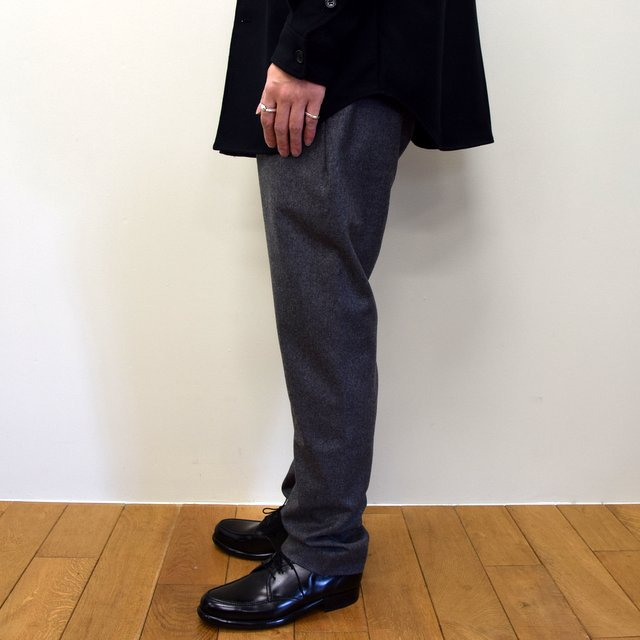 山内 (やまうち)/ No Mule Thing Wool Easy Pants 20a65-A(3)