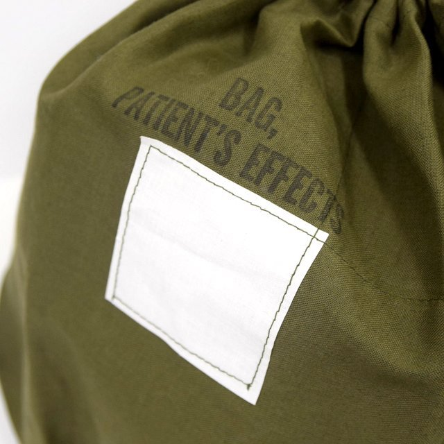 Dead Stock(デッドストック)/ US ARMY  BAG PATIENTS EFFECTS  -OLIVE- #MILITARY-PERSO(3)