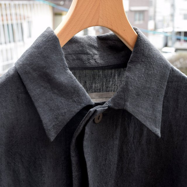 toogood(トゥーグッド)/ GLASSBLOWER JACKET -CHARCOAL-(3)