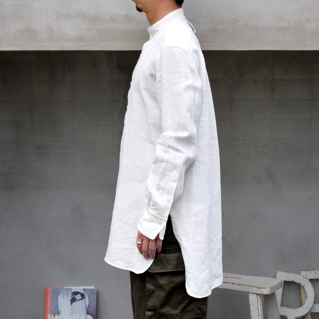 SUS-SOUS (シュス)/ DRESS SHIRTS -OFF WHITE- #05-SS-023-14(3)
