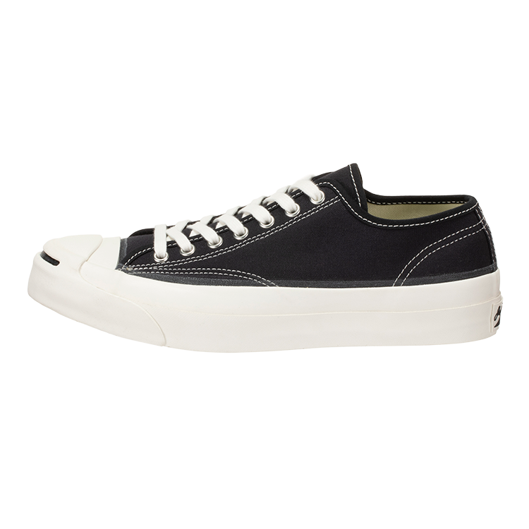 CONVERSE ADDICT(コンバース アディクト)/ JACK PURCELL CANVAS -BLACK- (3)