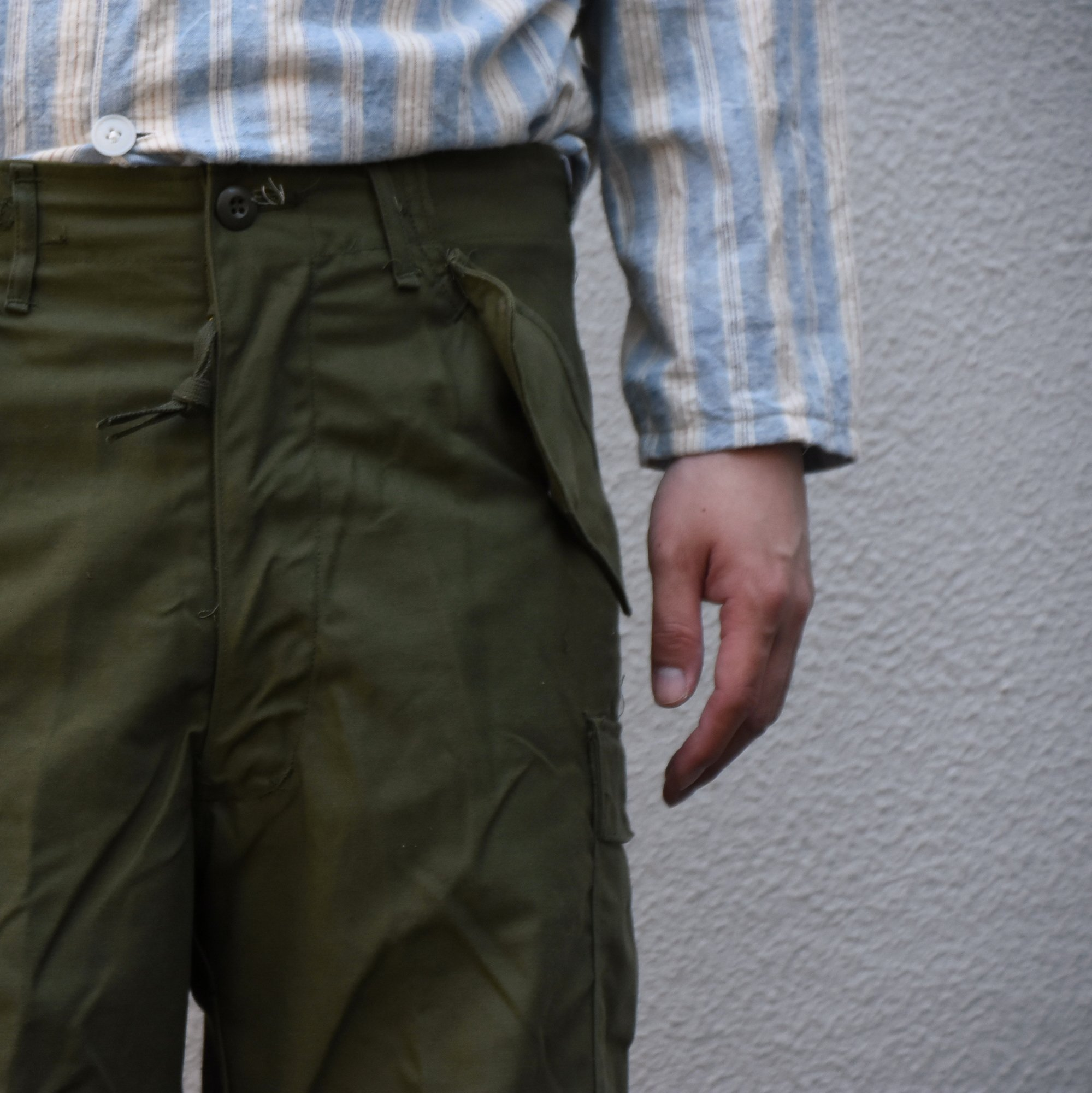 Dead Stock(デッドストック) /US ARMY M-65 FIELD PANTS -OD-(4)