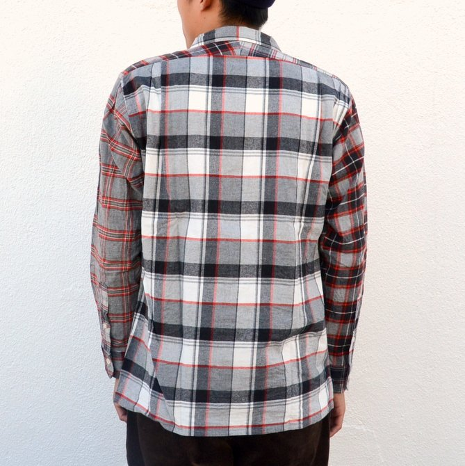 【40% off sale】 MOJITO(モヒート)/ ABSHINTH SHIRT Bar.2.0 -(99)GRAY- #2063-1106(4)