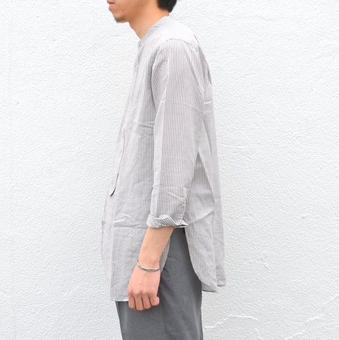 【40% off sale】MOJITO(モヒート)/ CLARENCESHIRT Bar.4.0 -(11)LT.GRY- #2071-1106(4)