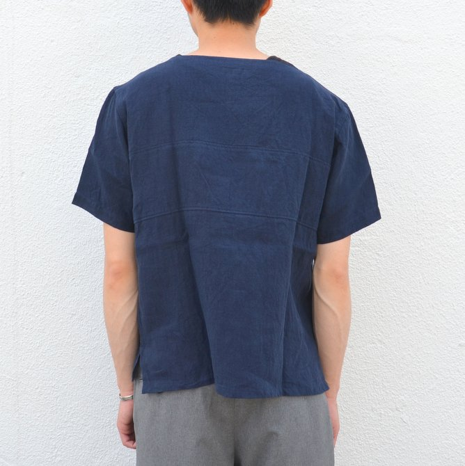 【40% off sale】MOJITO(モヒート)/ WHITH BUMBY TEE -(79)NAVY- #2071-1701(4)