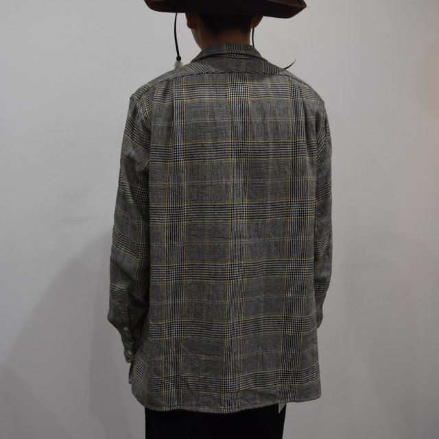 【30% OFF】 MOJITO(モヒート)/ ABSHINTH SHIRT Bar.2.0 -HOUNDS TOOTH (59)- #2094-1101(4)