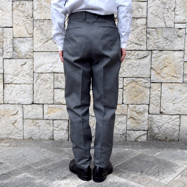 【2020 SS】NEAT(ニート)/ HOPSACK ''TAPERED'' -GRAY- #20-01HST-GR(4)