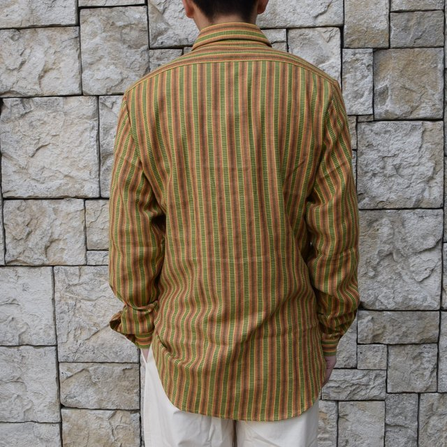 【2020 SS】FRANK LEDER(フランクリーダー) / COTTON SHIRT -YELLOW- #0836008(4)