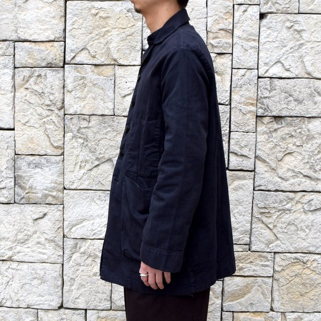 【2020 SS】 toogood(トゥーグッド)/ THE PHOTOGRAPHER JACKET CANVAS -FLINT-(4)
