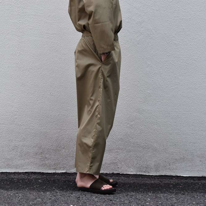【30% off sale】【2020】 Cristaseya(クリスタセヤ)/LIGHT COTTON MOROCCAN PAJAMA PANTS -Light khaki- #02DA-C(4)