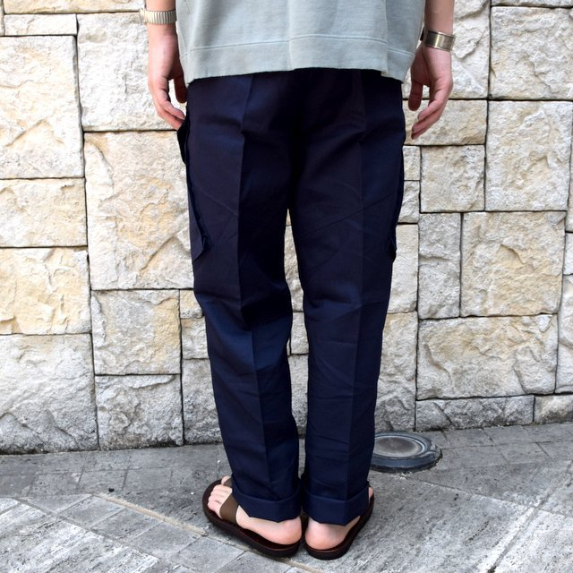 【2020】Dead Stock(デッドストック)/ UK ARMY ROYAL NAVY PCS CARGO PT -NAVY-(4)