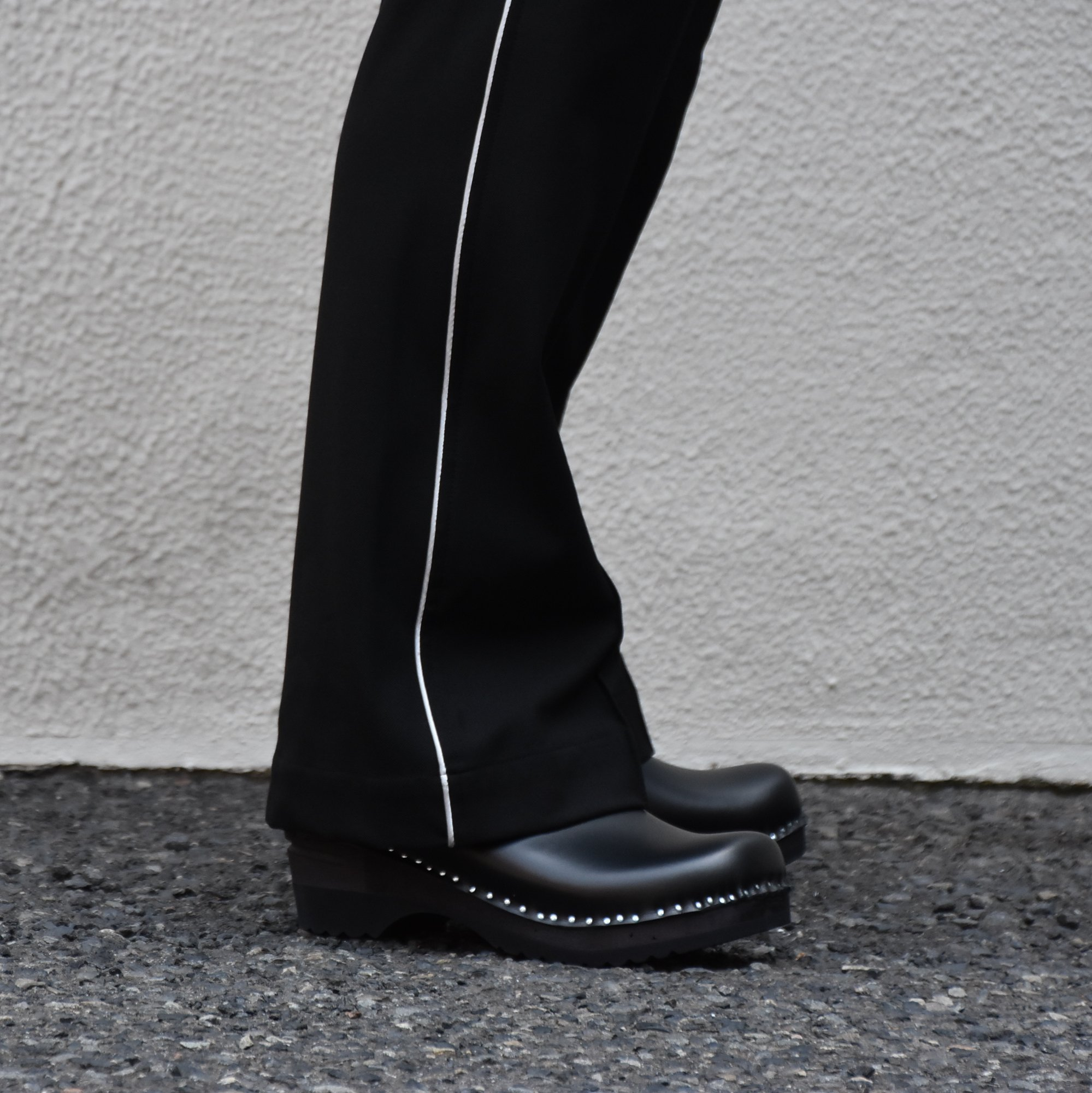 【2020】NEEDLES(ニードルス) Piping cowboy pants -BLACK- #HM-135(4)
