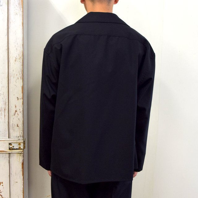 YOKE(ヨーク)/ JACKET CARDIGAN -BLACK- #YK20AW0137J(4)