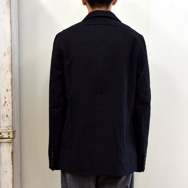 toogood(トゥーグッド)/ THE METAL WORKER JACKET WOOL HERRINGBON -FLINT- #62011100E(4)