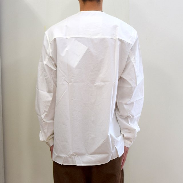 toogood(トゥーグッド)/ THE BLACKSMITH SHIRT -CHALK- #6205200(4)
