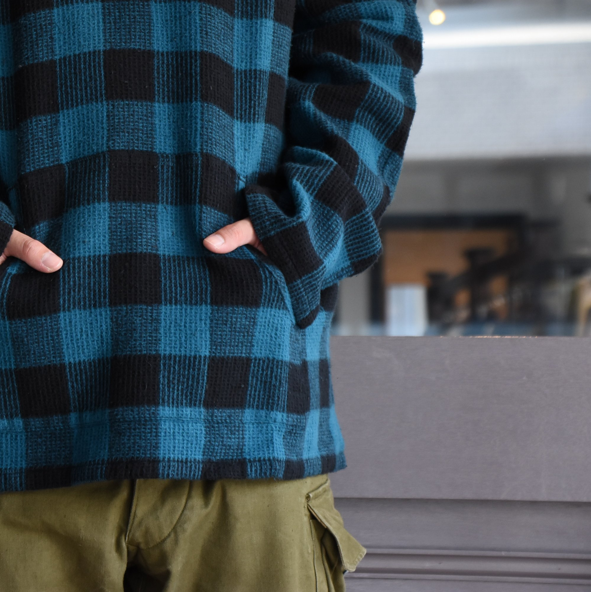 South2 West8(サウスツーウエストエイト) Mexican Parka-Buffaro Plaid- #HM871(4)