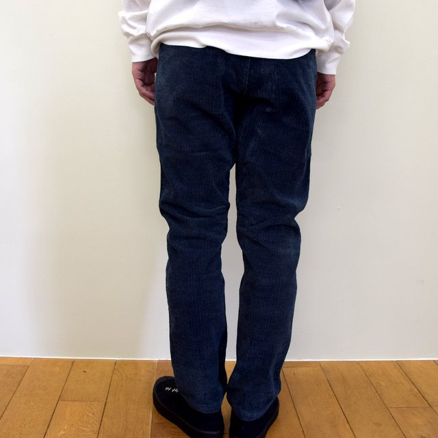 BROWN by 2-tacs (ブラウンバイツータックス)/ TAPERED -CUT INDIGO- #B24-P001(4)