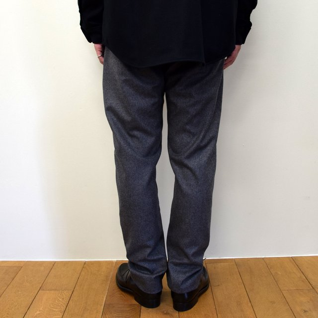 山内 (やまうち)/ No Mule Thing Wool Easy Pants 20a65-A(4)