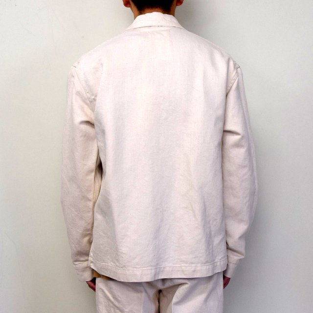 MARKAWARE(マーカウェア)/ WORK JACKET -WHITE- #A21A02BL01C(4)