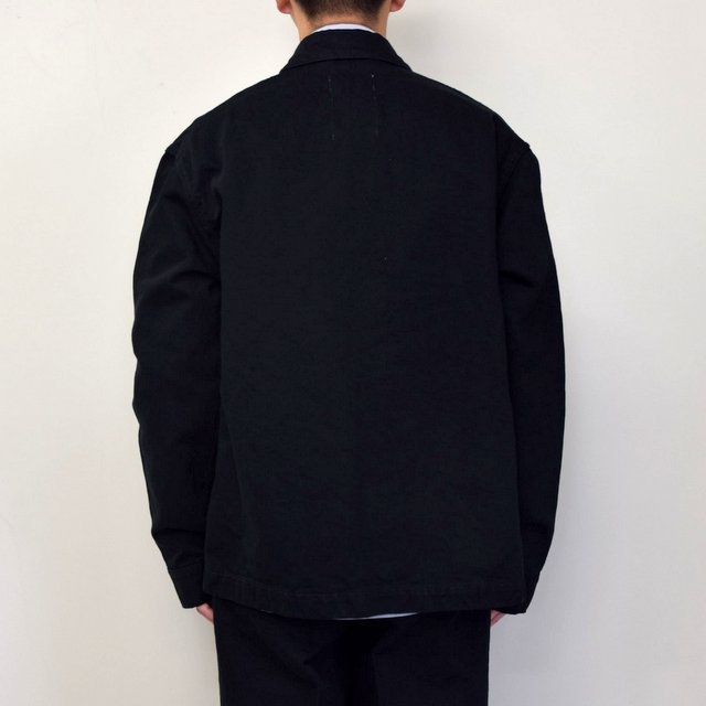 MARKAWARE(マーカウェア)/ WORK JACKET -BLACK- #A21A02BL01C(4)