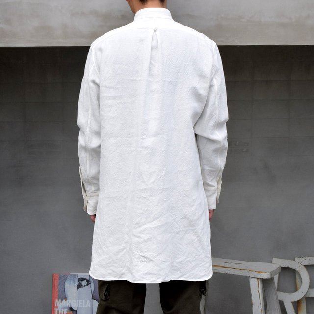 SUS-SOUS (シュス)/ DRESS SHIRTS -OFF WHITE- #05-SS-023-14(4)