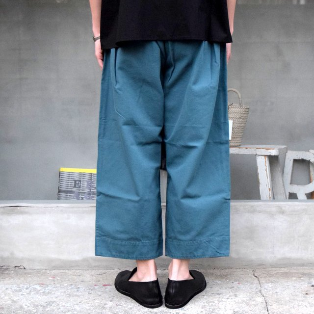 toogood(トゥーグッド) / THE TINKER TROUSER CANVAS -FOG- (4)