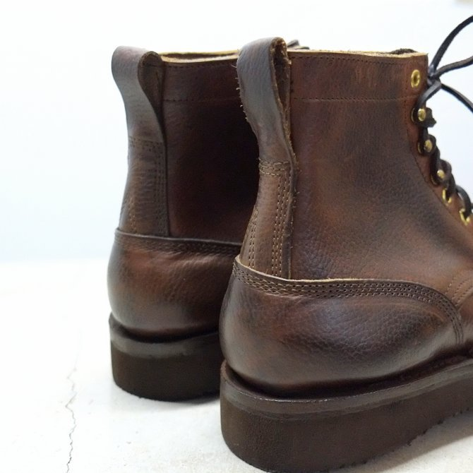 GRIZZLY BOOTS(グリズリー ブーツ) BLACK BEAR -HORWEEN BROWN-(5)