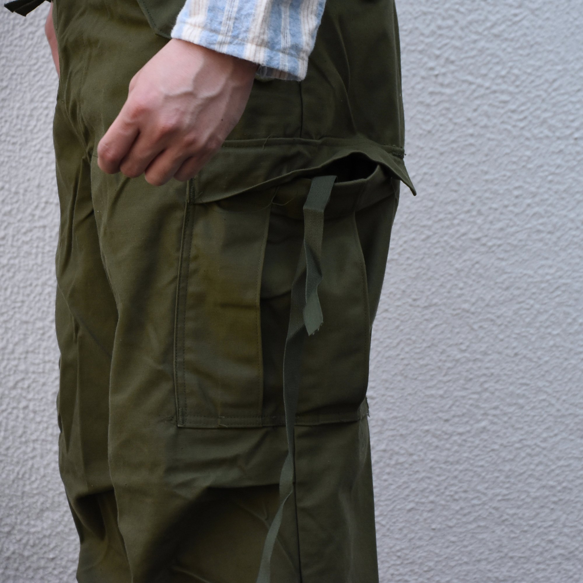 Dead Stock(デッドストック) /US ARMY M-65 FIELD PANTS -OD-(5)