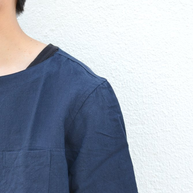【40% off sale】MOJITO(モヒート)/ WHITH BUMBY TEE -(79)NAVY- #2071-1701(5)