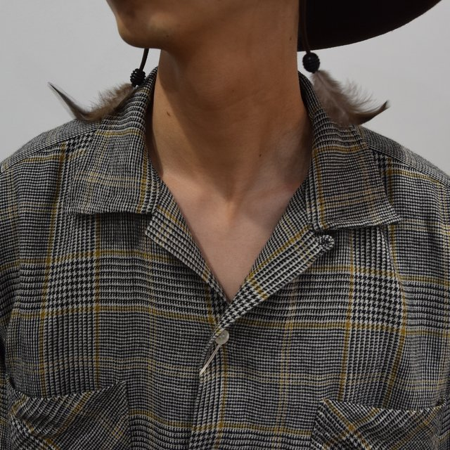 【30% OFF】 MOJITO(モヒート)/ ABSHINTH SHIRT Bar.2.0 -HOUNDS TOOTH (59)- #2094-1101(5)