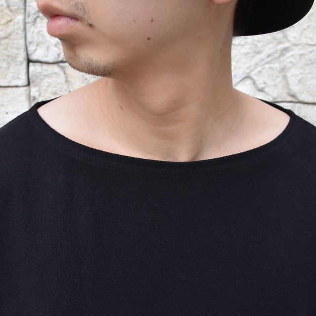 【30% off sale】【2020】MAATEE&SONS(マーティーアンドサンズ)/ JAPANESE PAPER BOAT NECK -2色展開- #MT0103-0801(5)