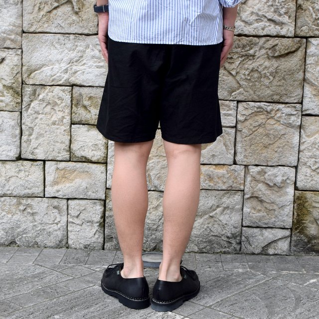 【2020】YAECA (ヤエカ)/ CLIMBING SHORTS -BLACK- #10602BLK(5)