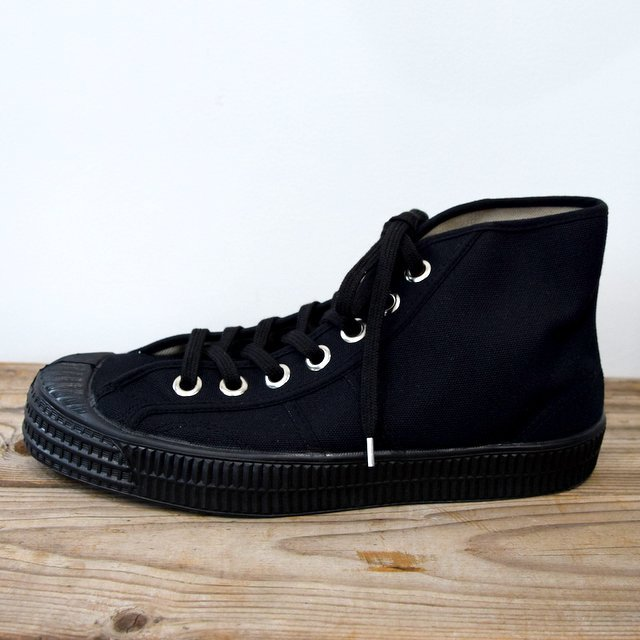 Dead Stock(デッドストック)/ CZECH ARMY HI-CUT -BLACK- #MILITARY140(5)