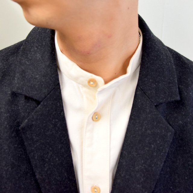 【2020】FRANK LEDER(フランクリーダー)/ LIGHT WEIGHT LODEN WOOL 2B JACKET -BLACK- #0122022(5)