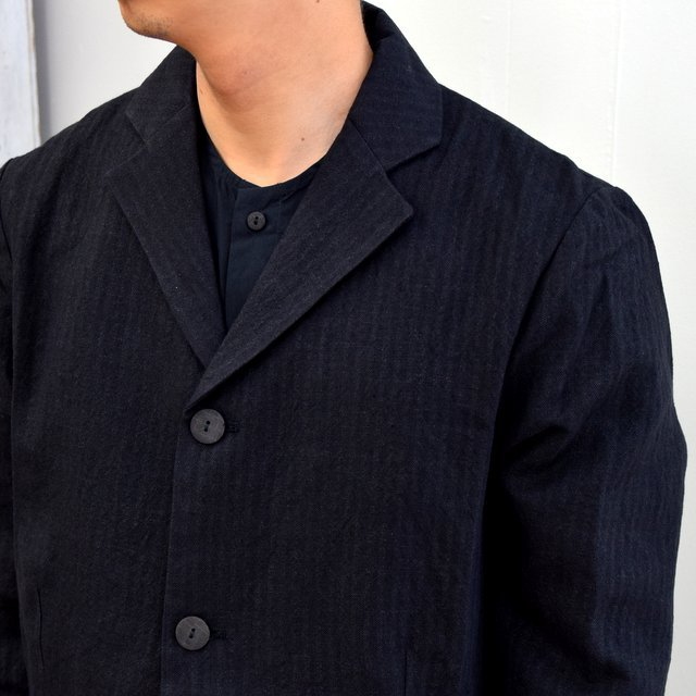 toogood(トゥーグッド)/ THE METAL WORKER JACKET WOOL HERRINGBON -FLINT- #62011100E(5)
