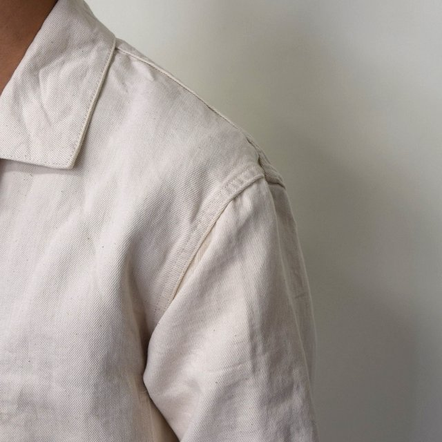 MARKAWARE(マーカウェア)/ WORK JACKET -WHITE- #A21A02BL01C(5)